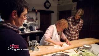 Recette : les ravioles - Les carnets de Julie