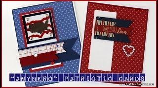 AnyHero Memorial Day Cards (OWH #226)