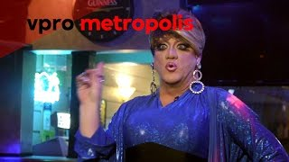 Office worker transforms into Drag Queen in Ohio - vpro Metropolis