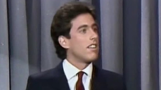 Jerry Seinfeld, Tonight Show, 1983