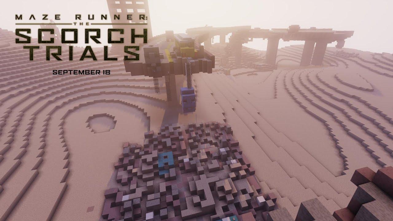 Maze Runner: The Scorch Trials - Wes Ball Minecraft Mod Interview