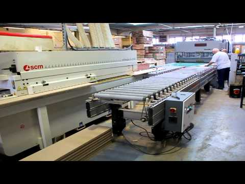 Interwood Return Conveyer