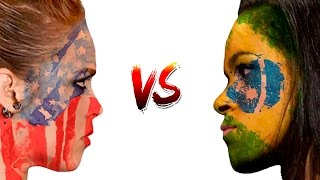 Ronda Rousey vs Amanda Nunes Promo   Wonder Woman