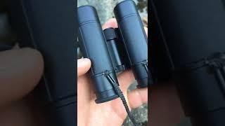 Swarovski 8x25 CL Pocket vs. Swarovski 8x20B Pocket Binocular Fernglas