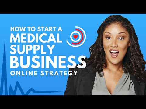 , title : 'How to Start a Medical Supply Business Online 2021 ( Step by Step ) | #MedicalSupply