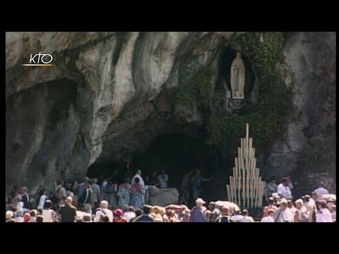 Chapelet à Lourdes du 30 août 2019