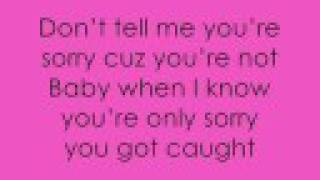 Rihanna - Take a bow lyrics