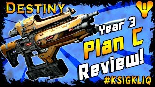 Destiny Plan C Review Year 3 Fusions Still Strong