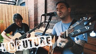 "Bayside - ""Mary"" (Acoustic) | No Future"