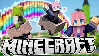 Minecraft Theme Park
