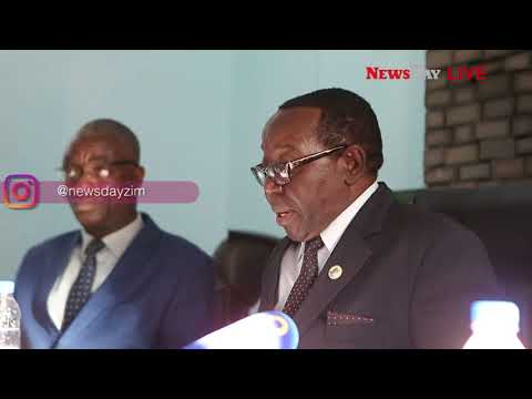 Watch the full video of Mnangagwa's sacking