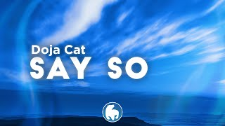 Doja Cat - Say So (Clean - Lyrics)