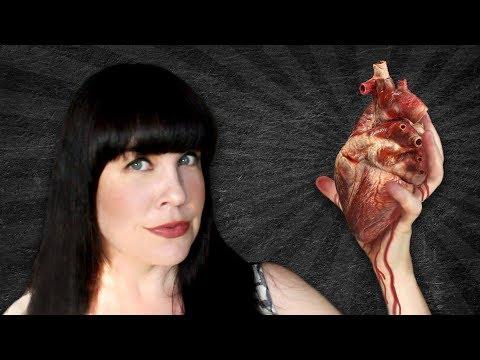 Hearts & Organs Buried WHERE?