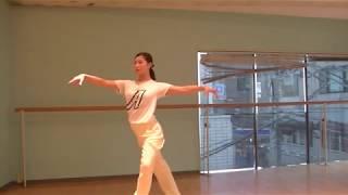 宝塚受験生のバレエ基礎〜ピルエット終わりの見せ方〜のサムネイル画像