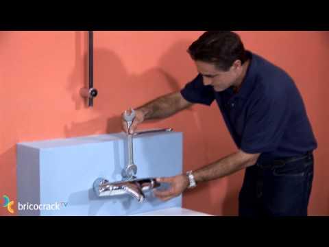 Grifo termostático: instalar y ajustar temperatura (Bricocrack)