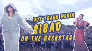 Gambar cover On the Backstage Siti Badriah sebelum HUT Trans Media