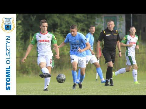 Bramki z meczu Stomil Olsztyn - GKS Stawiguda 5:1