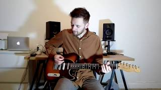 Ask Yourself - Foster the People (guitar cover)