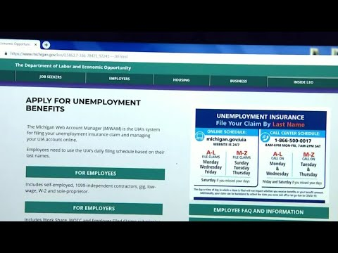 More help arrives for unemployed Michiganders, but scammers are lurking