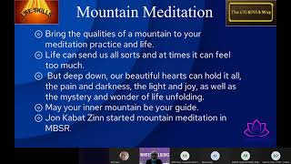 Meditation for Relaxation   Round 2