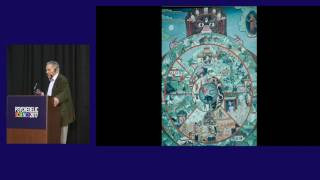 """Psychedelika a budoucnost lidstva"" Stanislav Grof na konferenci Psychedelic Science 2017"