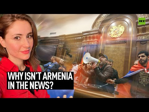 Why isn't Armenia in the news?