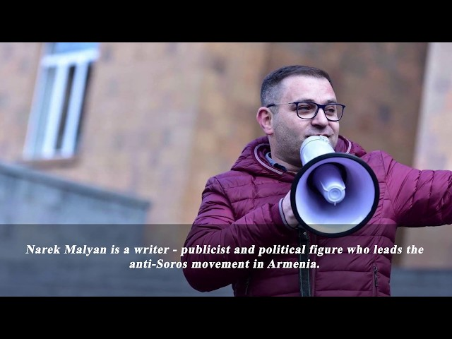"Video shooting of Sorosist ""Restart"" hooligan group's attack on Narek Malyan"