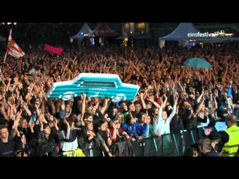 KASABIAN - Shoot The Runner @ Melt! Festival 2009.avi Mp3
