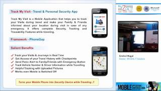 MYZEAL IT Participated in Mobile Apps Conference