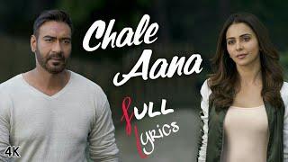 Chale aana lyrics || de de pyar de || Armaan Malik   - YouTube