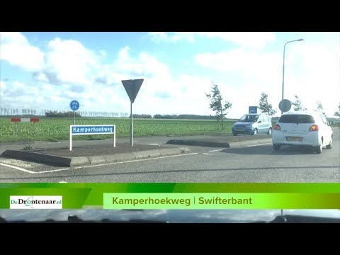 Geluidsoverlast bij Swifterbant van verkeer richting Ketelbrug