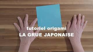 L'Équipe Tardif et Origami Explorateur  vous propose ce projet collectif de grues Japonaises.