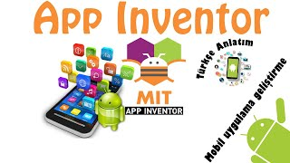 App Inventor-User Interface Elemanları #2