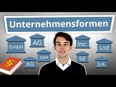 , title : 'Unternehmensformen erklärt: GmbH, AG, UG, GbR, Inc., Ltd uvm. einfach erklärt!'