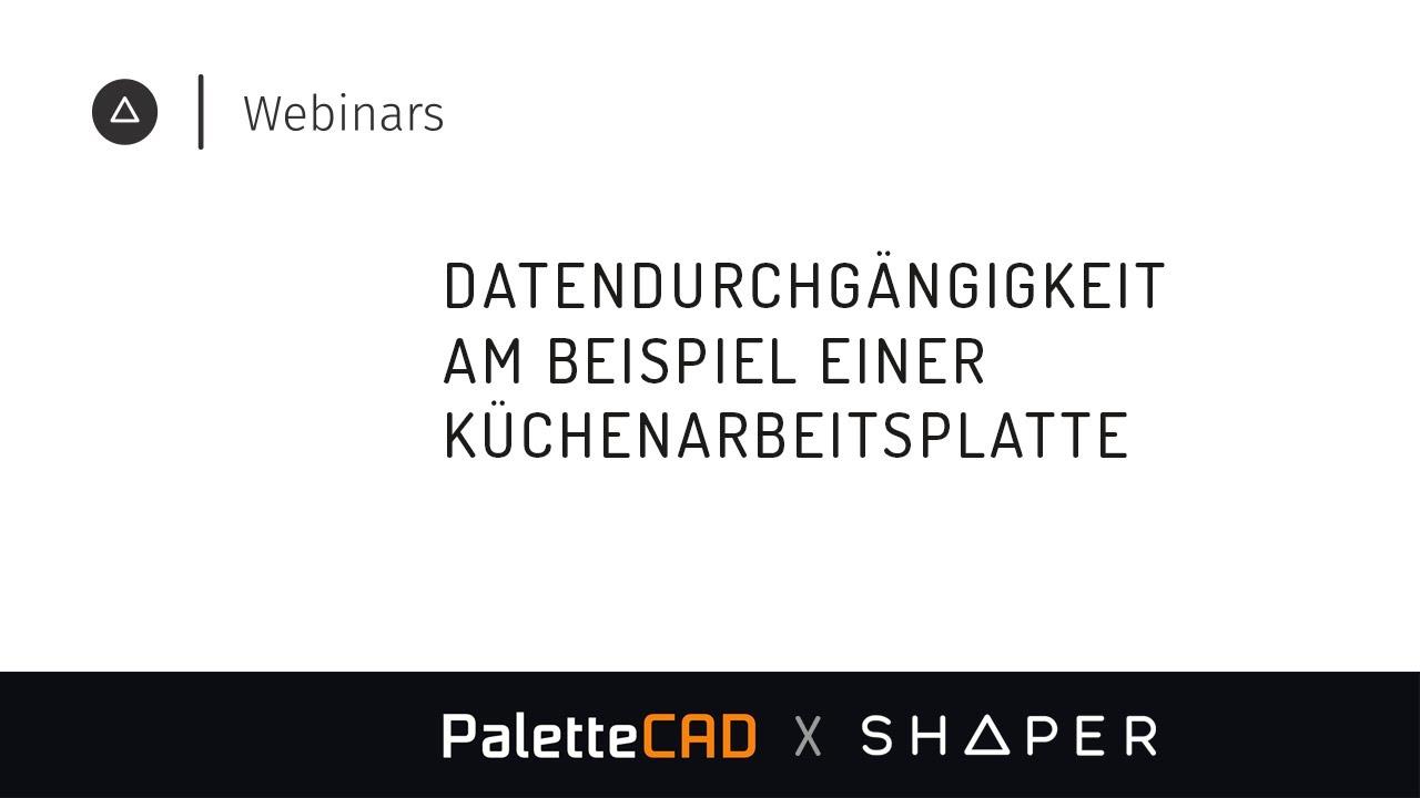 PaletteCAD & Shaper Origin