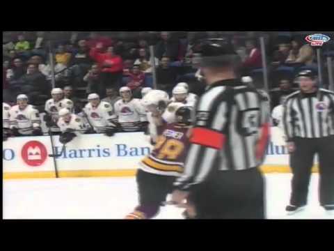 Brent Regner vs Ryan Hartman