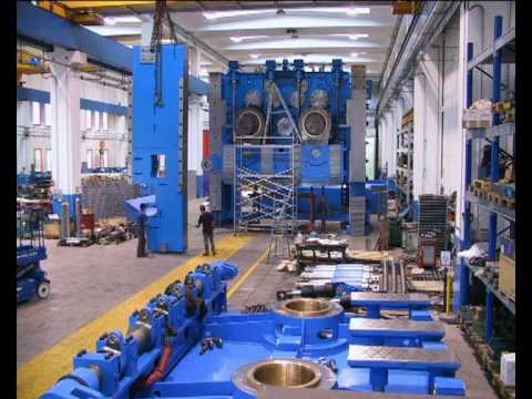 Cesoia Industriale di grandi dimensioni / Rocking Shear
