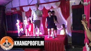 Lâm Chấn Khang hát mừng đầy tháng cháu ruột tại Cờ Đỏ, Cần Thơ