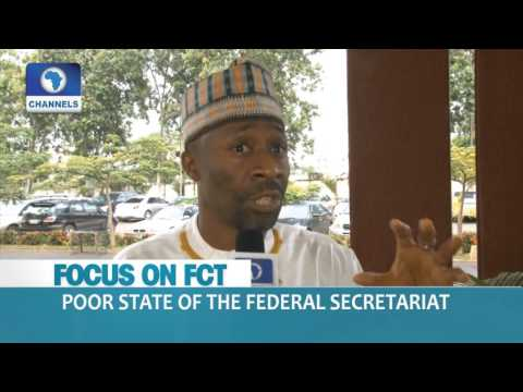 Poor State Of The Federal Secretariat Abuja