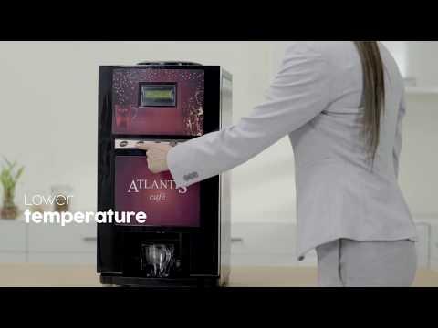 Tea and Coffee Vending Machines