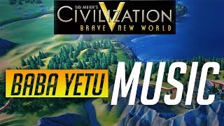 Civilization 4 Video Game Theme Music | Baba Yetu Choir Sheet Music