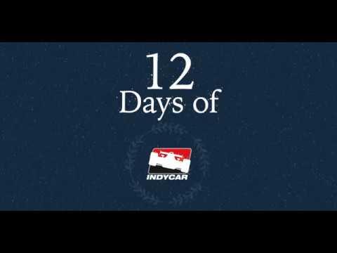 12 Days of INDYCAR