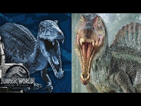 Is The Baryonyx Reintroducing The Spinosaurus? + New Photo | Jurassic World 2 Speculation