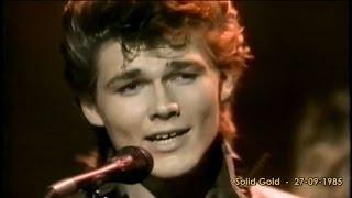 A Ha Live   Take On Me (HD)   Solid Gold  USA   25 09 1985 *** Live  Overdub ****