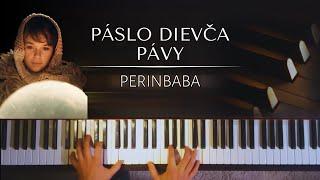 Perinbaba (hudba z filmu): Páslo dievča pávy + Noty pre piáno