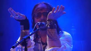 Adam Ant - Vampires - Islington Assembly Hall - 22/11/2014