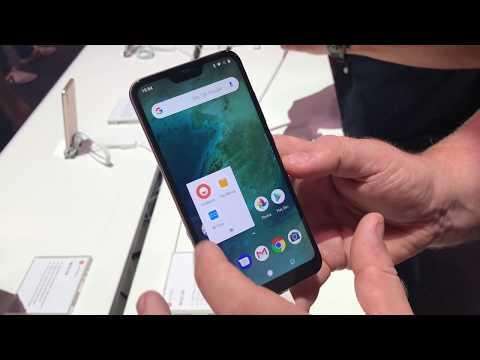Anteprima Xiaomi Mi A2 e Mi A2 Lite con Android One