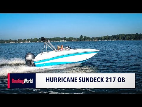 Hurricane 217 OB video