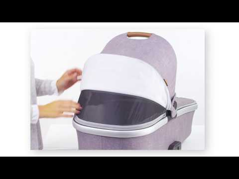 Maxi-Cosi | Oria carrycot | How to use it