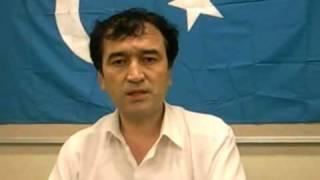 7月12日「中国政府によるウイグル人虐殺抗議デモ」告知